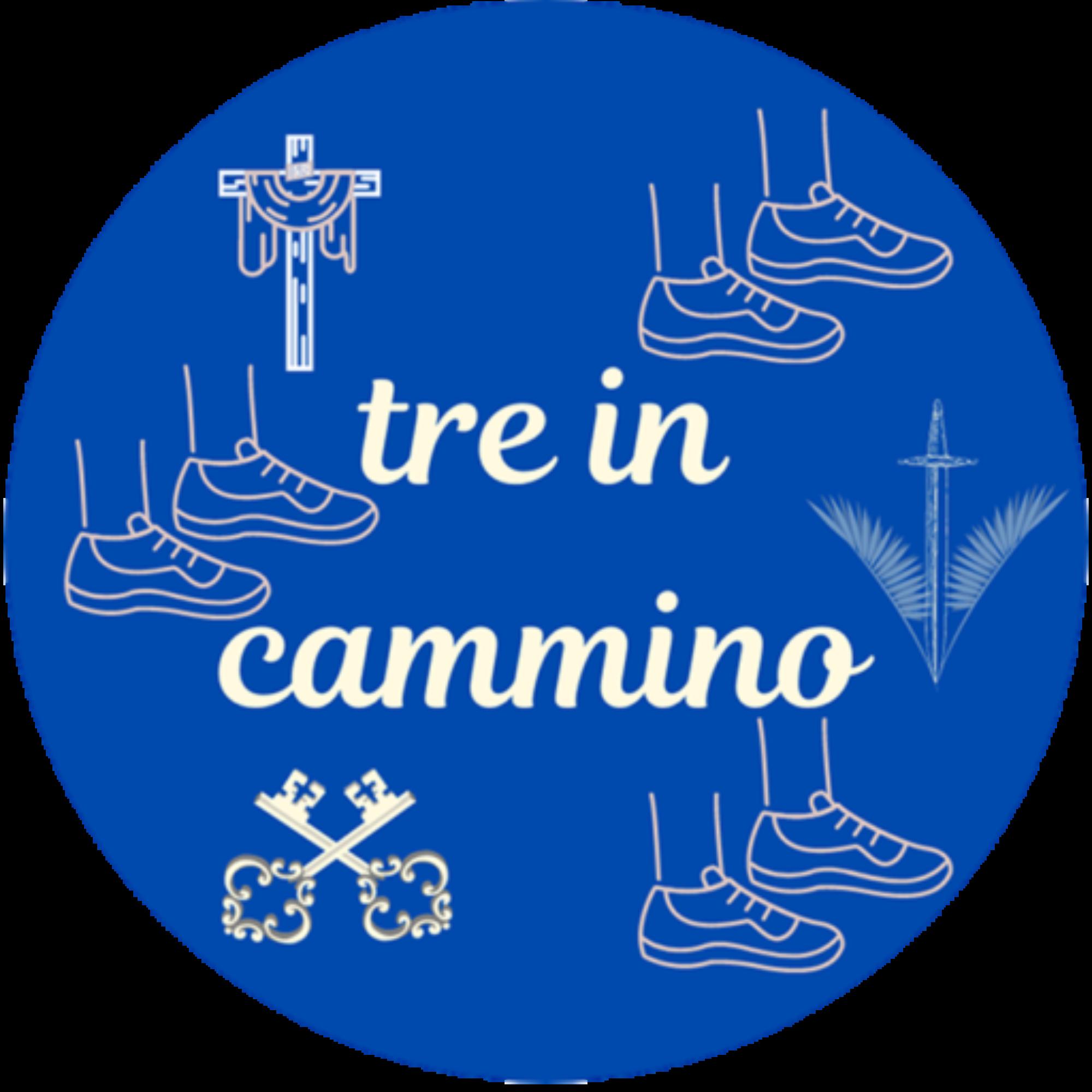 Logo treincammino
