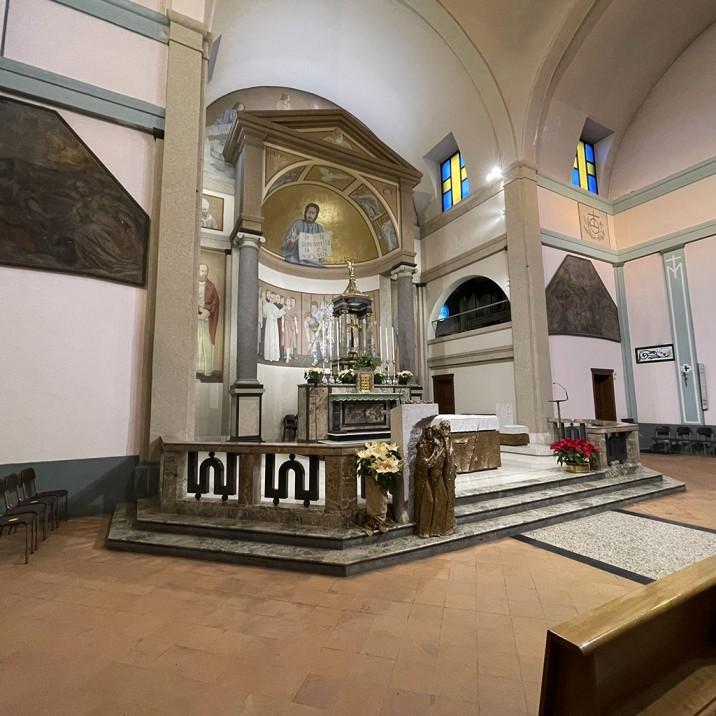 san Maurizio- altare
